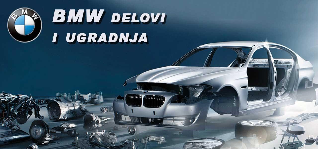 BMW delovi i ugradnja