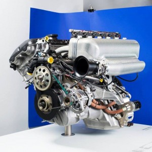 motor iz BMW-a